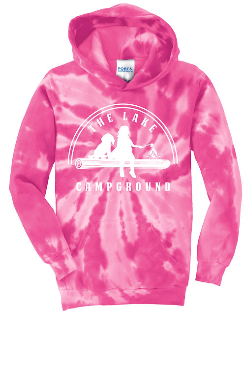 Tie Dye Hoodie Adult/Child