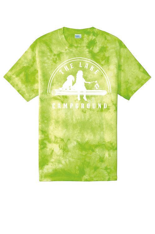Crystal Dye T-shirt Adult/Child
