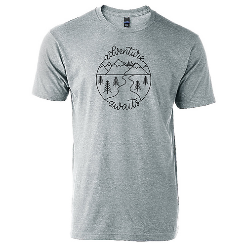 Adventure Awaits T-shirt (youth and adult)