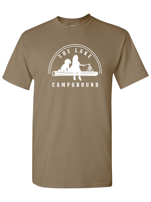 Lake Campground Shirt