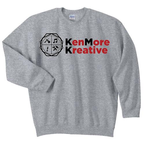 Kenmore Kreative Crew Neck Sweatshirt
