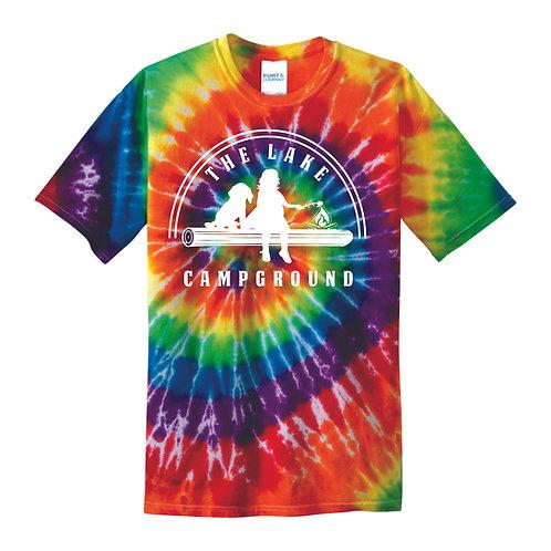 Tie Dye T-shirt Adult/Child