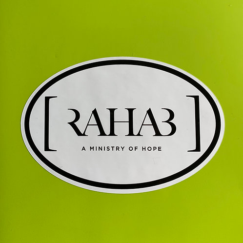 Rahab Sticker