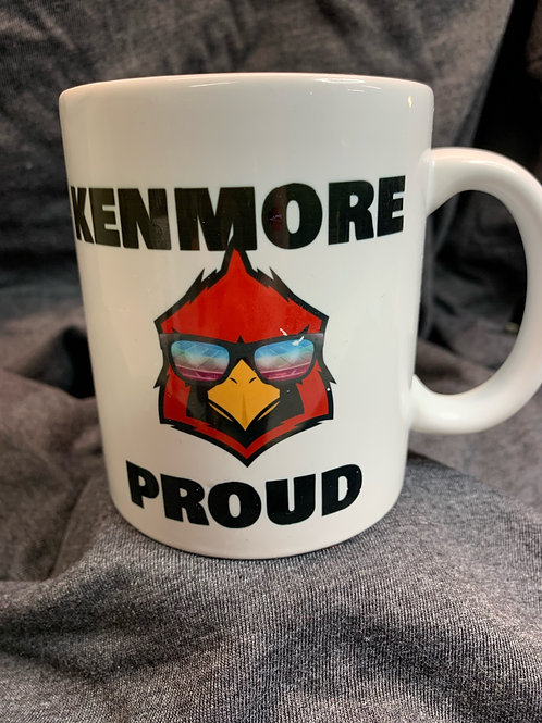Kenmore Cardinals Graduation Year Mug