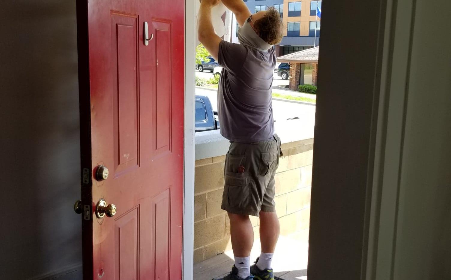 5-2020Derek fixing Front Porch.jpg
