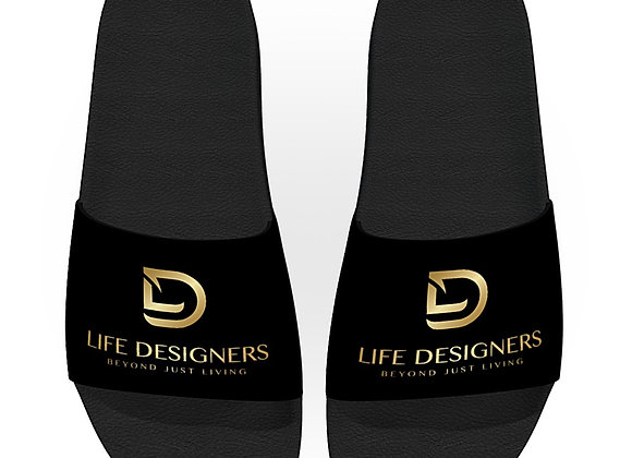 Slide Sandals: Life Designers