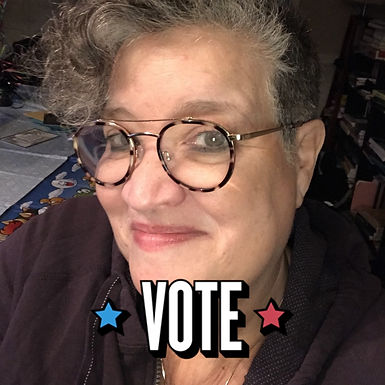 VOTE AS A RIGHTEOUS ACT OF RESISTANCE