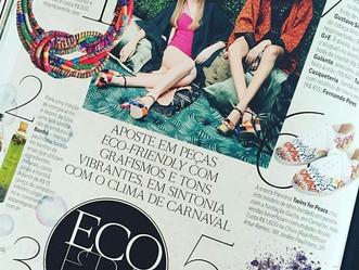 Ateliê Mayrles Emille na Vogue de Fevereiro 2016