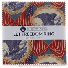 Let Freedom Ring Layer Cake