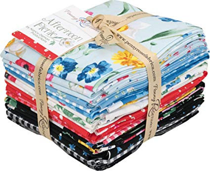 Penny Rose Fabrics Afternoon Picnic Fat Quarter Bundle