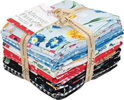 Penny Rose Afternoon Picnic AB Fat Quarters