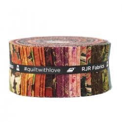 "RJR Studio Shades of Autumn 2.5"" Jelly Roll"