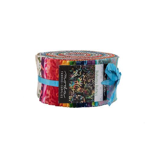 Batik Bahama Jelly Roll