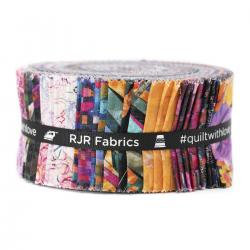 "RJR Studio Arcadia 2.5"" Strips Jelly Roll"