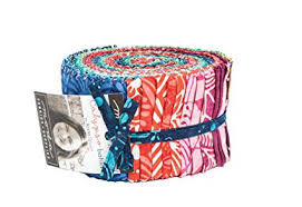 Batik Calpso Jelly Roll