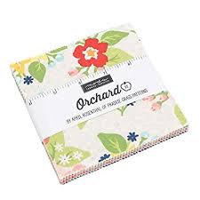 "Moda Orchard 5"" Square Charm Pack"