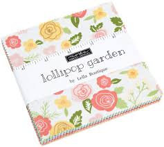 Moda Lollipop Garden Charm Pack