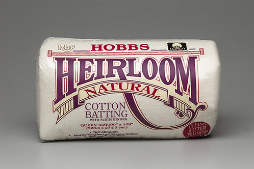 Hobbs Heirloom Premium Batting (Cream)