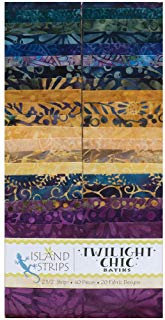 Batik Twilight Chic Strips