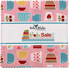 Riley Blake Bake Sale 2 Layer Cake