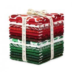 RJR Studio Holiday Twinkle 2 Fat Quarter Bundle