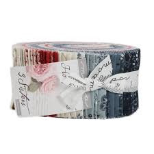 "Moda Holly Woods 2.5""Strips Jelly Roll"
