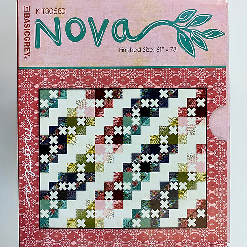 Nova Quilt Kit- Stolen Kisses