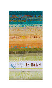 Batik Flea Market 2.5 Strips
