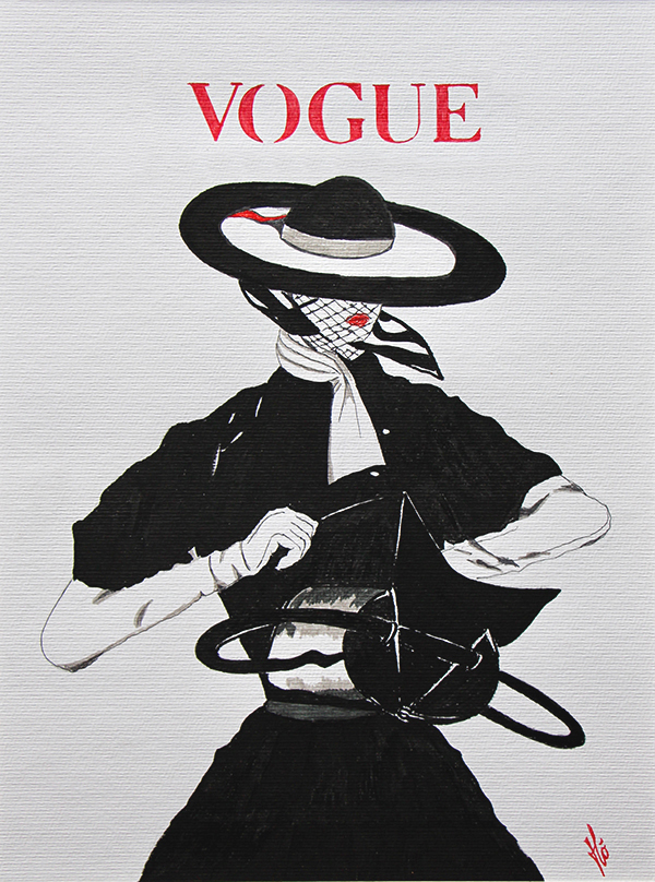 Vogue Irving Penn