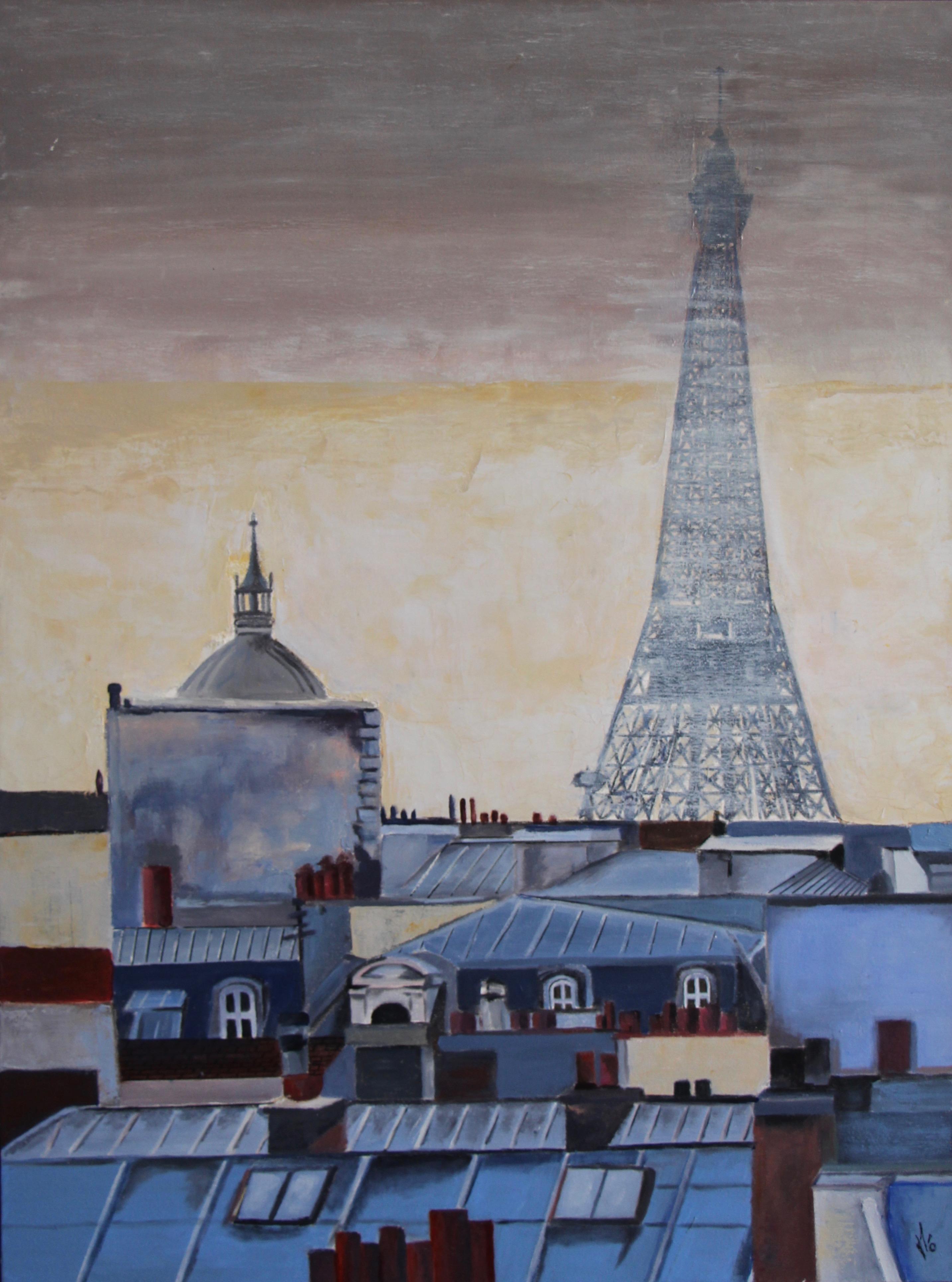 Paris s'éveille
