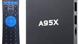 Приставка A95X