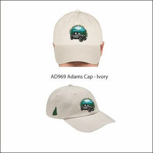 Calico Graphics Adams Cap - Ivory.jpg