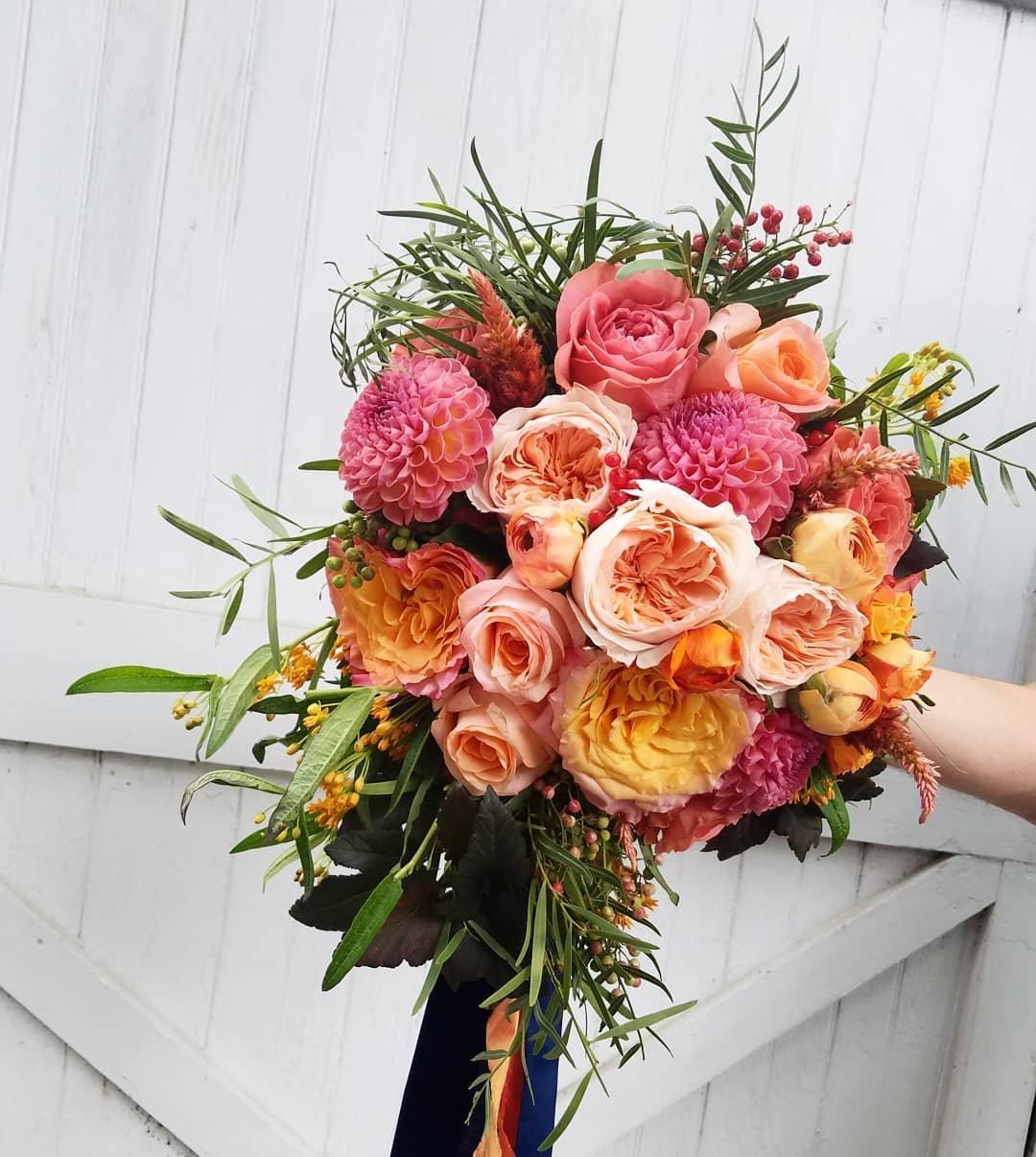 Tara Sotelo Bridal Bouquet
