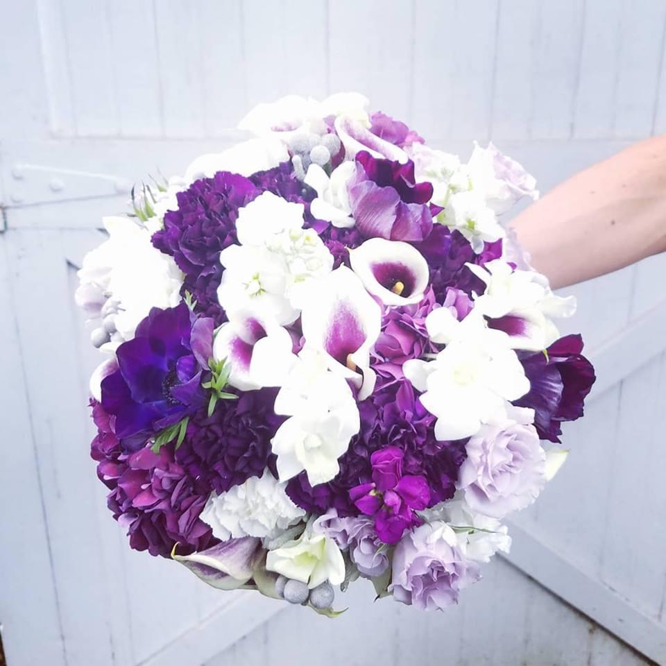 Raven Mortimer Bridal Bouquet