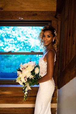 latoya color bridal