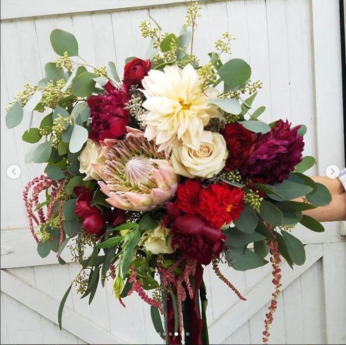 Rae & Topher Bridal Bouquet