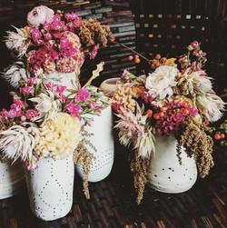 Harvest style in porcelain