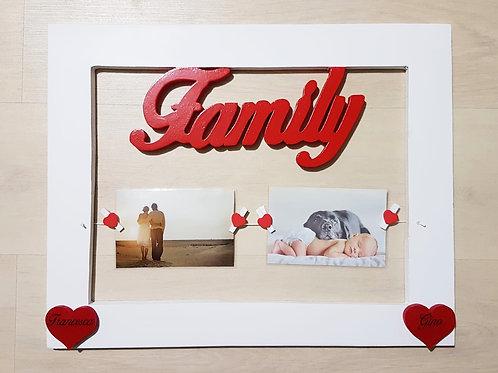 """Cornice Portafoto Family """"Color"""""""