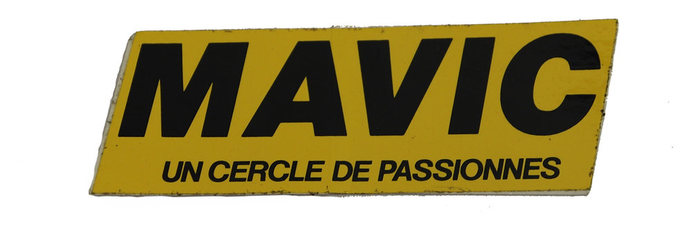STICKER MAVIC 7.5 X 2.8 CM