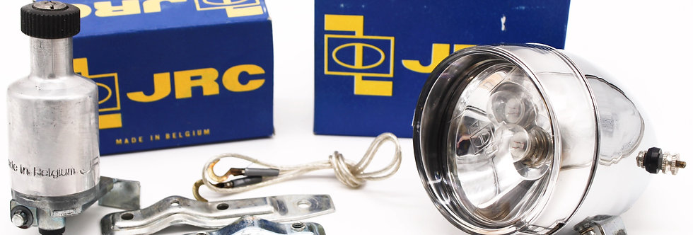 JRC SET DYNAMO + VOORLICHT GLAS: 6,5 CM