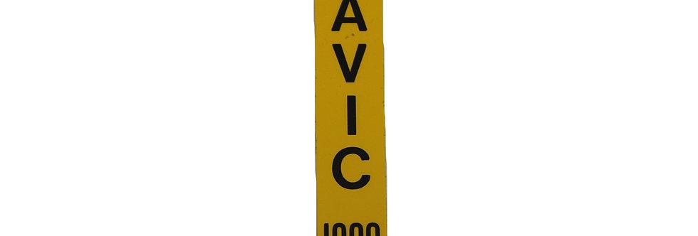 STICKER MAVIC 1000 SSC 10 X 1.5 CM