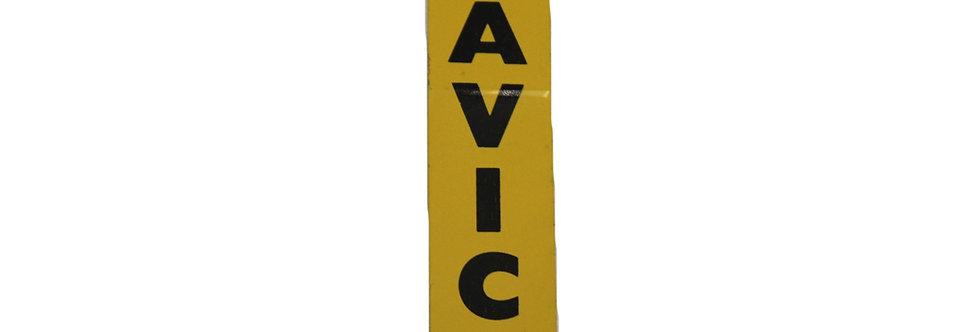 STICKER MAVIC 8 X 1.5 CM