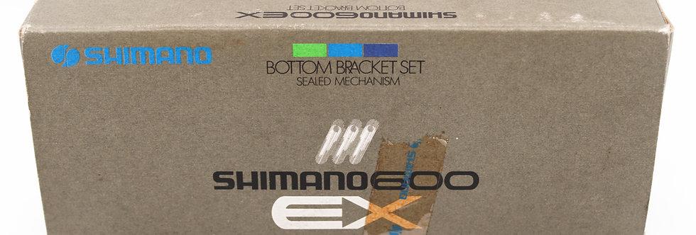 BOTTOM BRACKET SET SHIMANO 600 EX