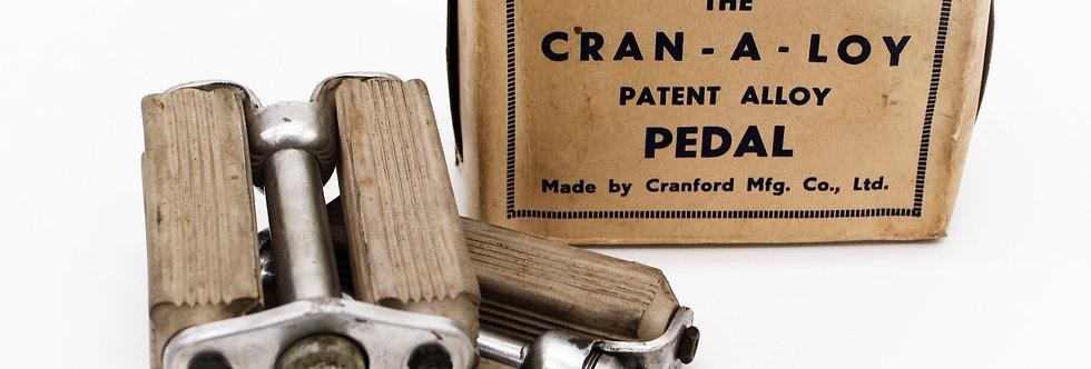 PEDALEN THE CRAN-A-LOY GREY