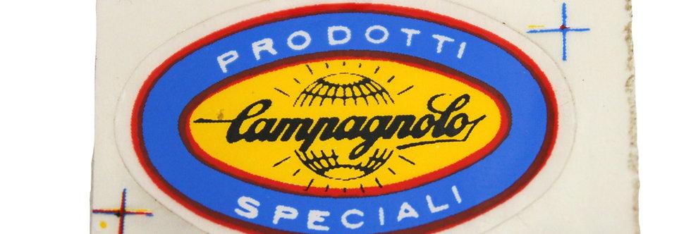 CAMPAGNOLO STICKER 3.2 X 2 CM