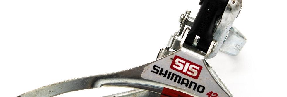 SHIMANO VOORDERAILLEUR TYPE FD-TY10 TRIPLE