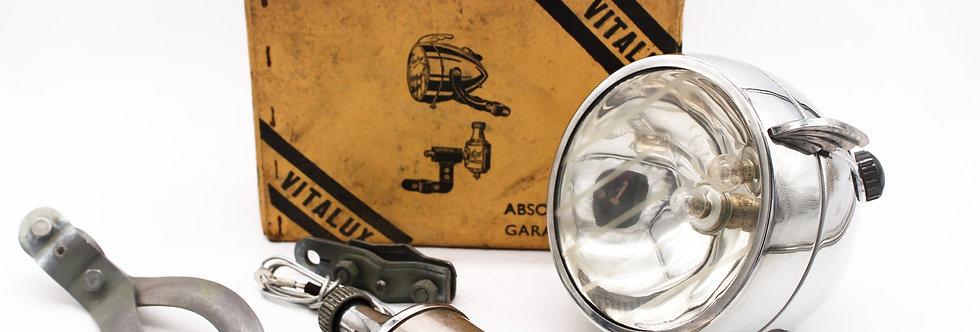 VITALUX SET DYNAMO + VOORLICHT GLAS 10,5 CM