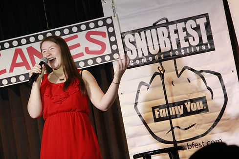 Melissa Richelle Stand Up Comedy Chicago Zanies Snubfest.jpg