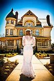 Bride walking to Mansion.jpg