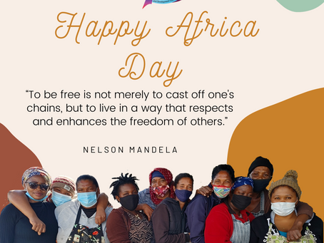 Happy Africa Day